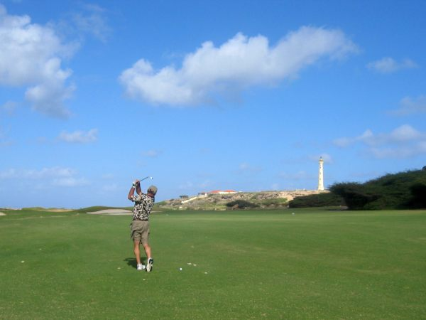 Aruba - Golf at Tierra Del Sol 1
